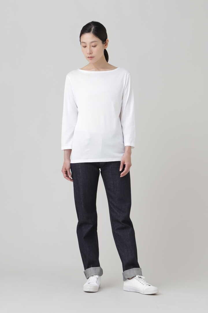 WOMEN'S Q82 BOAT NECK13