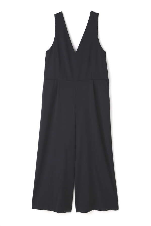 WOMEN'S POLYESTER WOOL DRESS