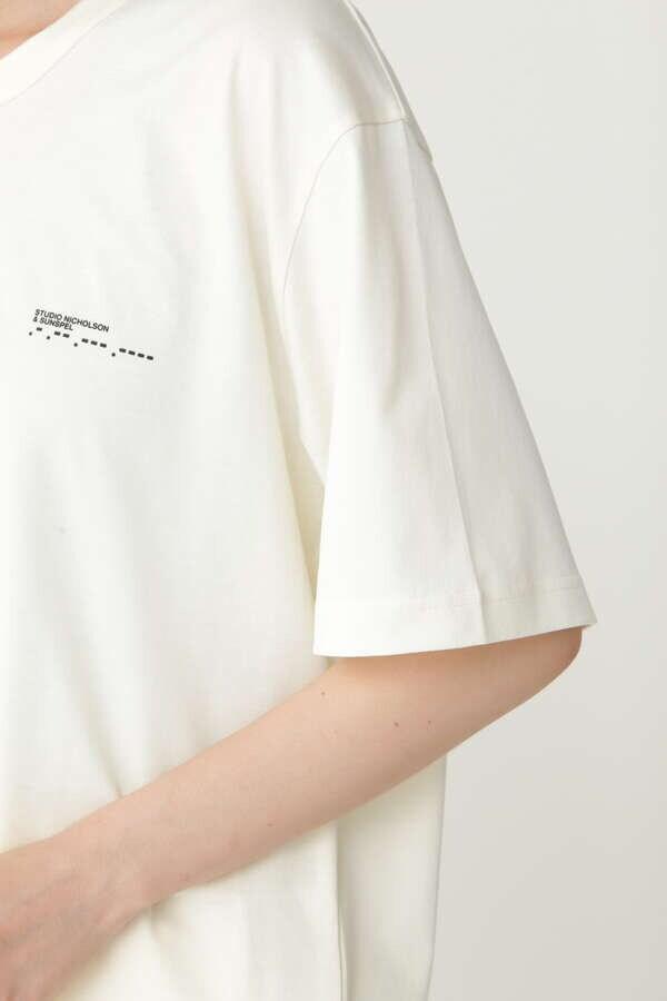 【Sunspel and Studio Nicholson】WOMEN'S MIDWEIGHT COTTON