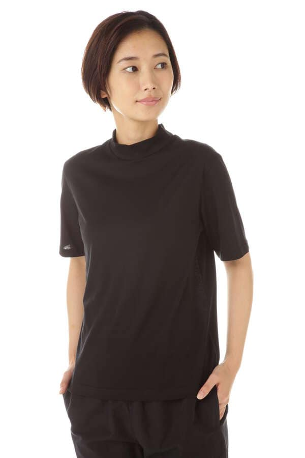WOMEN'S Q82 MOCK NECK