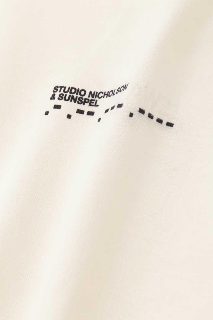 【Sunspel and Studio Nicholson】MIDWEIGHT COTTON20