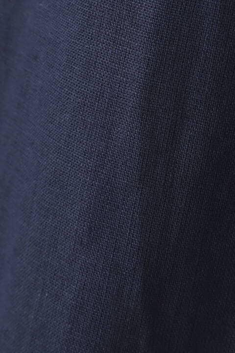 ソフトリネンセットアップスカート