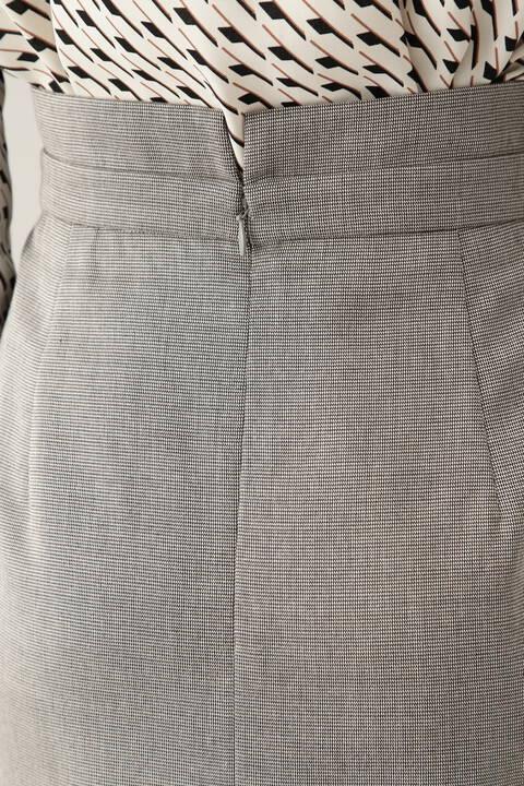 シャークスキンセットアップスカート