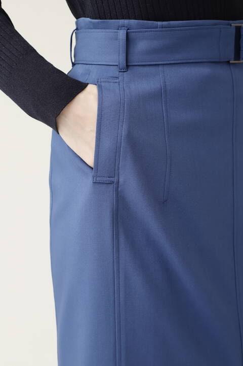 ラチネストレッチスカート