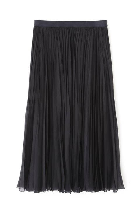 【先行予約 8月下旬-9月上旬入荷予定】イレギュラープリーツスカート