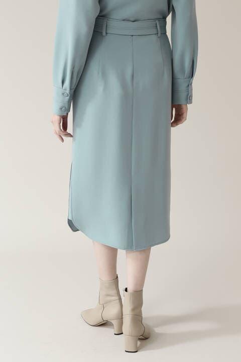 TAダブルクロスセットアップスカート