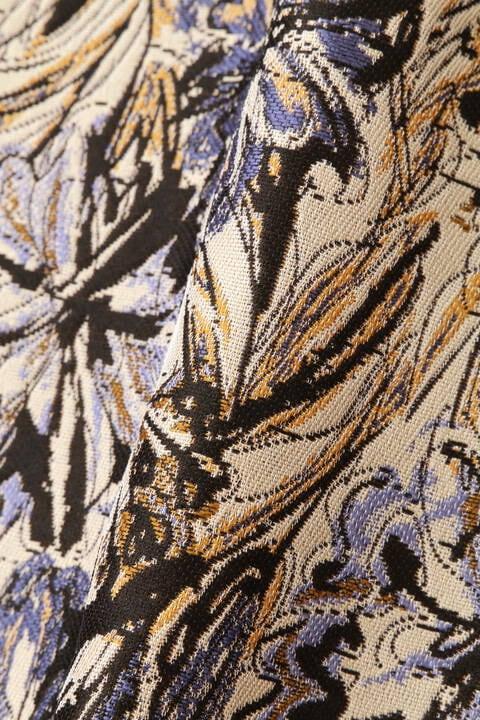 ジャガードタイトスカート