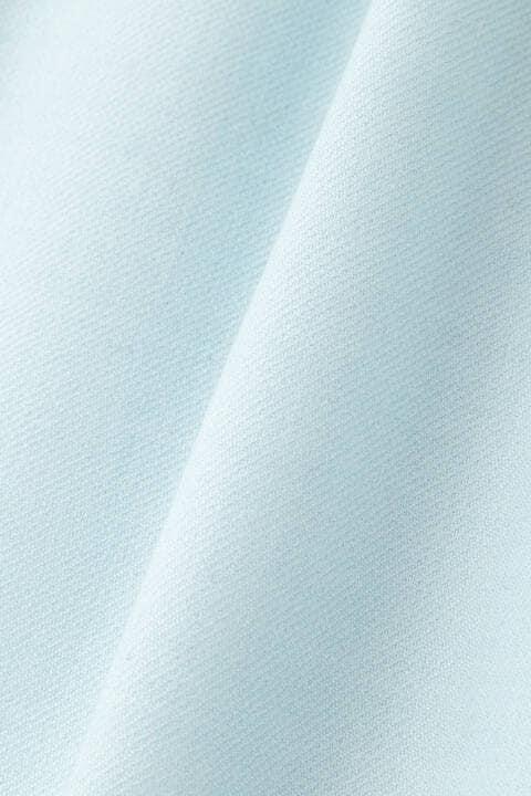 【先行予約 11月上旬-中旬入荷予定】PE/Wストレッチサキソニーワイドパンツ