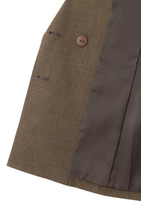 ウールストレッチセットアップジャケット