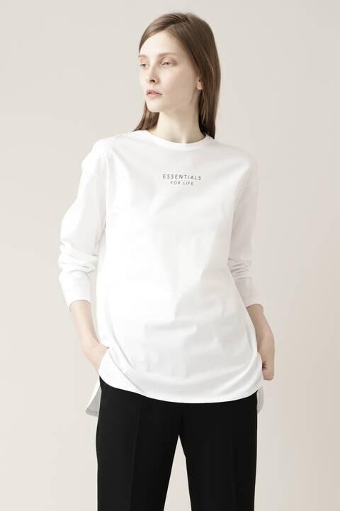 【先行予約 8月下旬-9月上旬入荷予定】長袖ロゴTシャツ