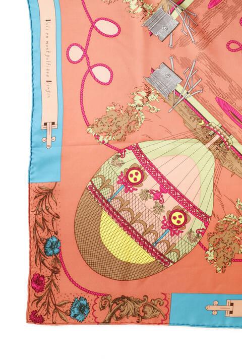 manipuri バルーンスカーフ