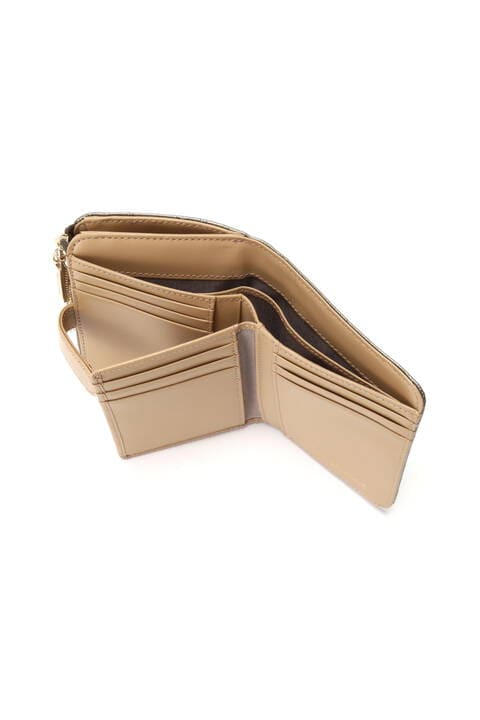 インフィニティ L字二つ折り財布
