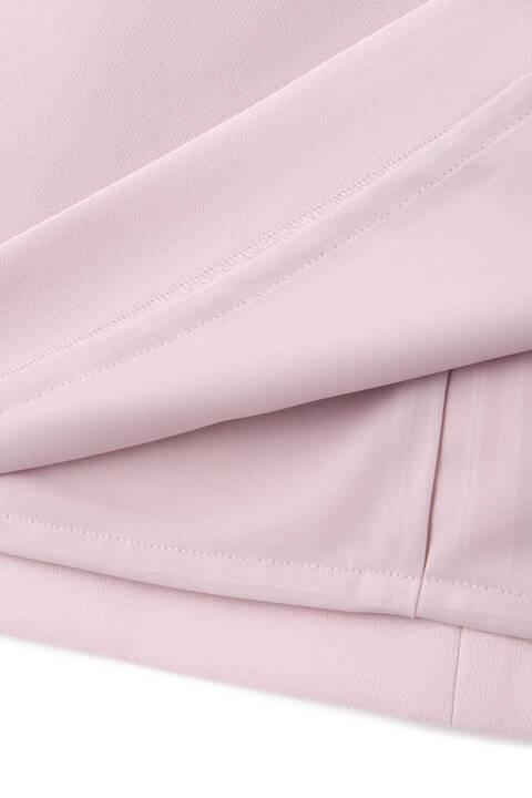 くるみドット付きタイトスカート