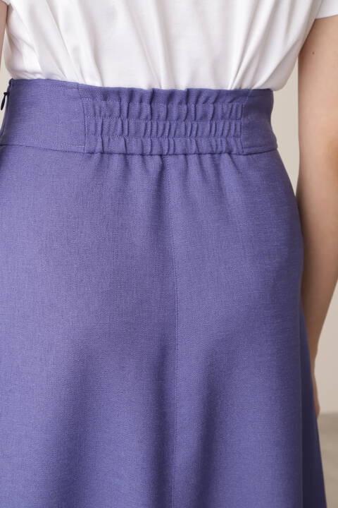 バックボリュームスカート