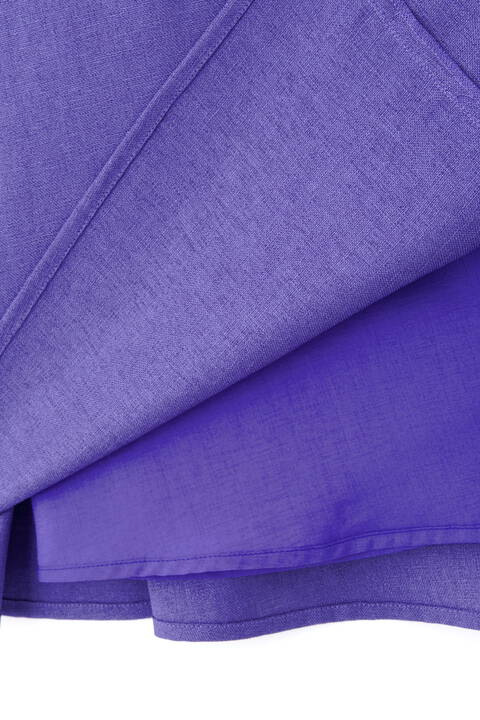 【先行予約 2月中旬-下旬入荷予定】バックボリュームスカート