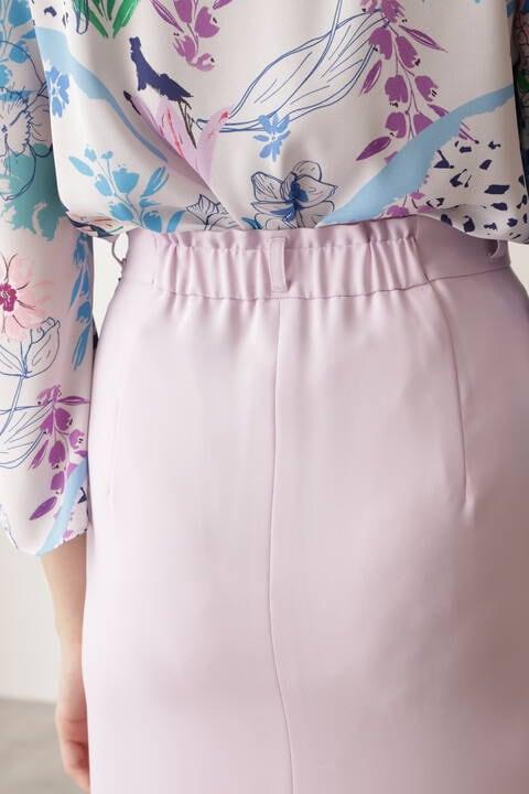 2WAYベルト付きタイトスカート
