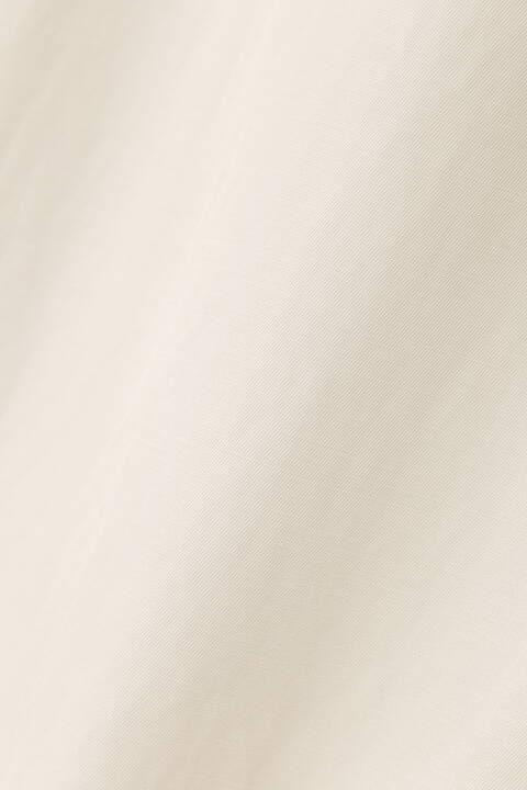 フォールディッド配色スカート