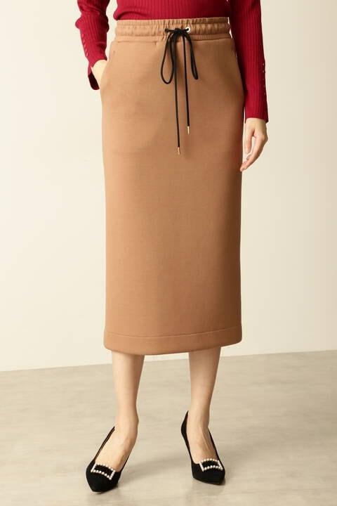 【先行予約 9月中旬-下旬入荷予定】ダンボールニットスカート