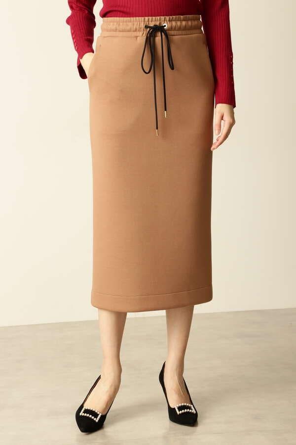 ダンボールニットスカート