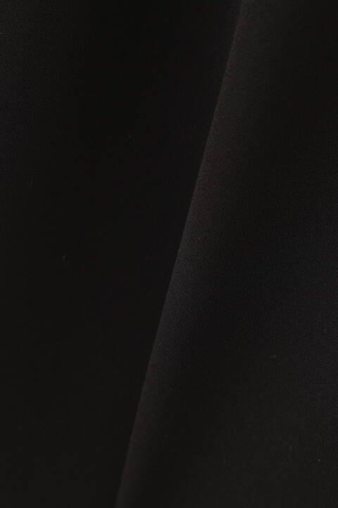 【先行予約 7月上旬-中旬入荷予定】ベルト付きバイカラーラップ風ワンピース