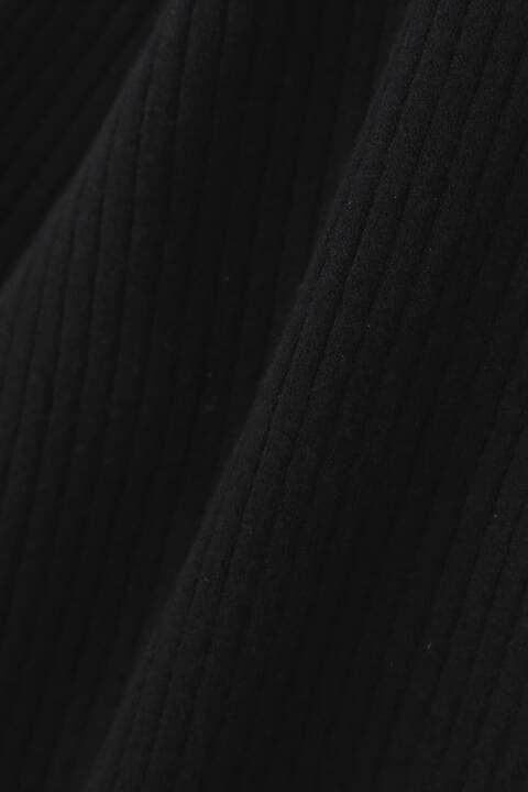 【先行予約 8月中旬-下月旬入荷予定】パール釦付きブラウジングカーディガン