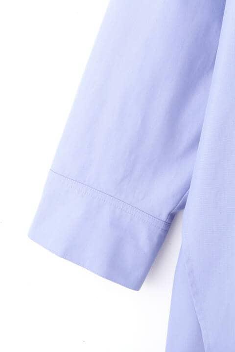 T/Cブロード ロングシャツ
