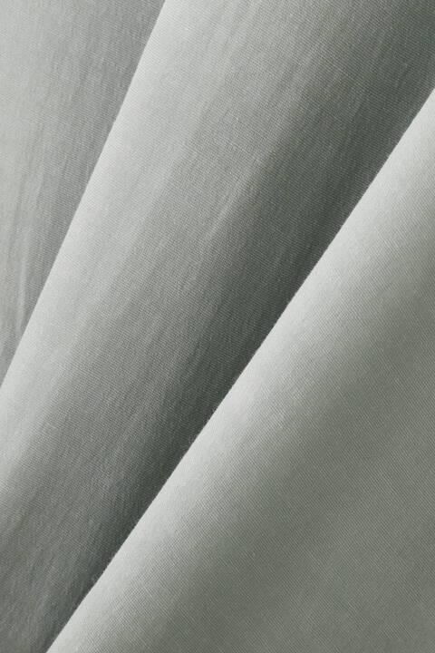 キュプラ綿ローンブラウス
