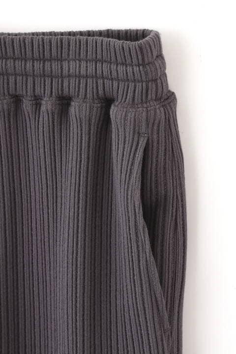 リブジャージースカート