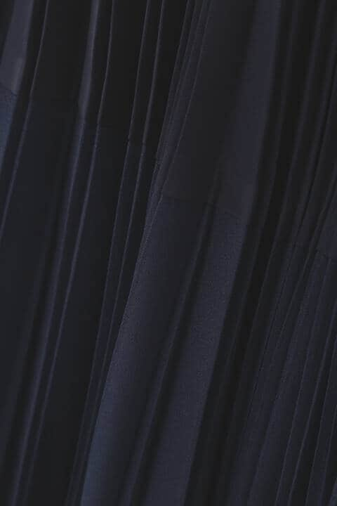 コンビネーションプリーツスカート