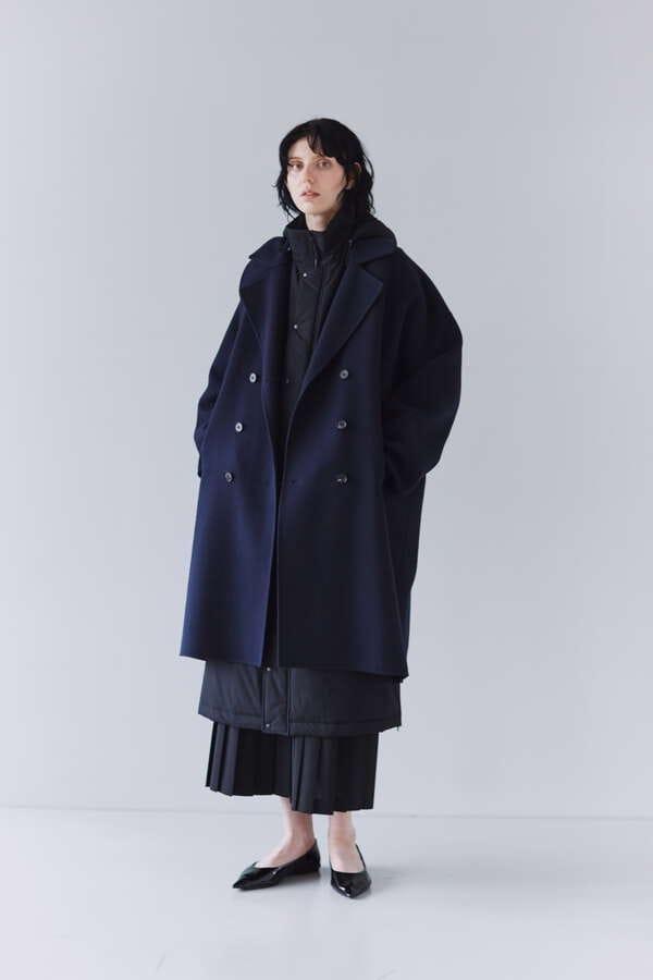 FOR GENDER FREE 中綿フ―ディーベスト
