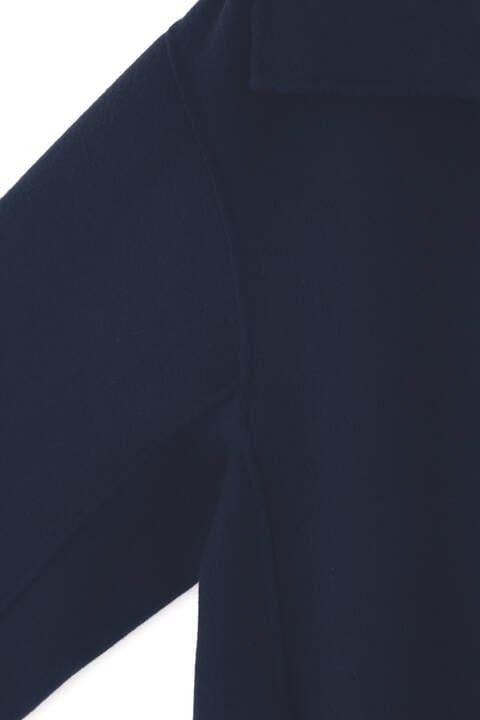 【先行予約 10月上旬-中旬入荷予定】FOR GENDER FREE ウールカシミフ―ディーコート