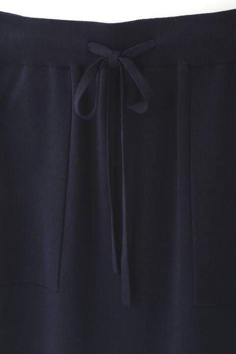 フルニードルキュプラニットスカート