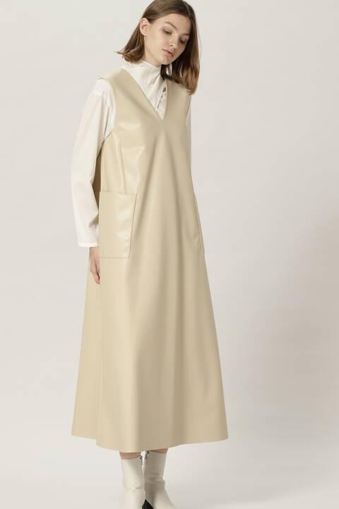 レイヤードドレス