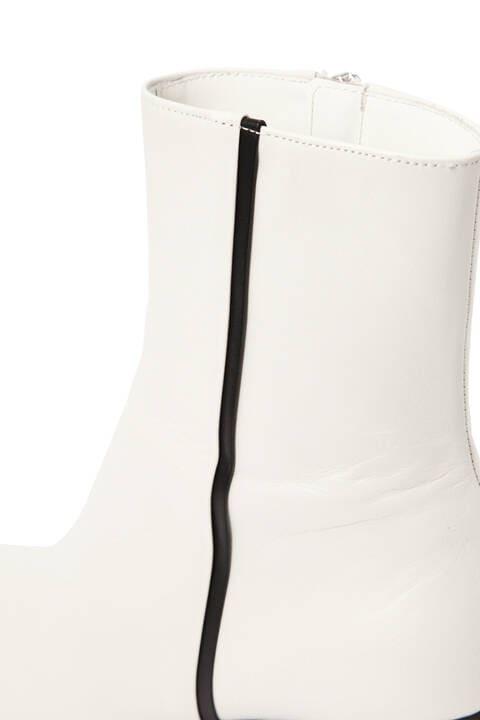 HENRI EN VARGOショートブーツ