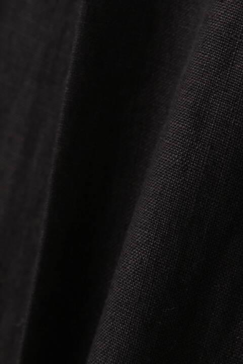 カマ―ベルトワイドパンツ