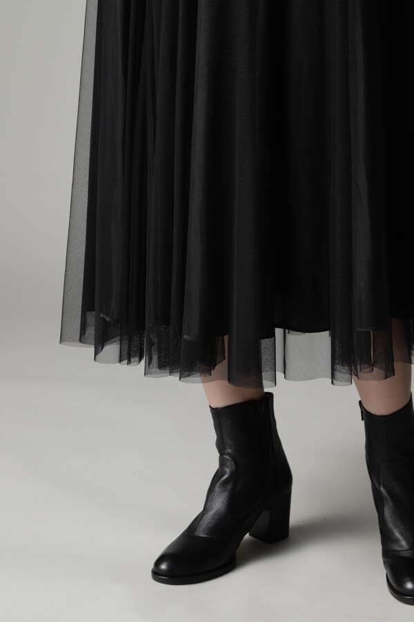 2WAYチュールスカート