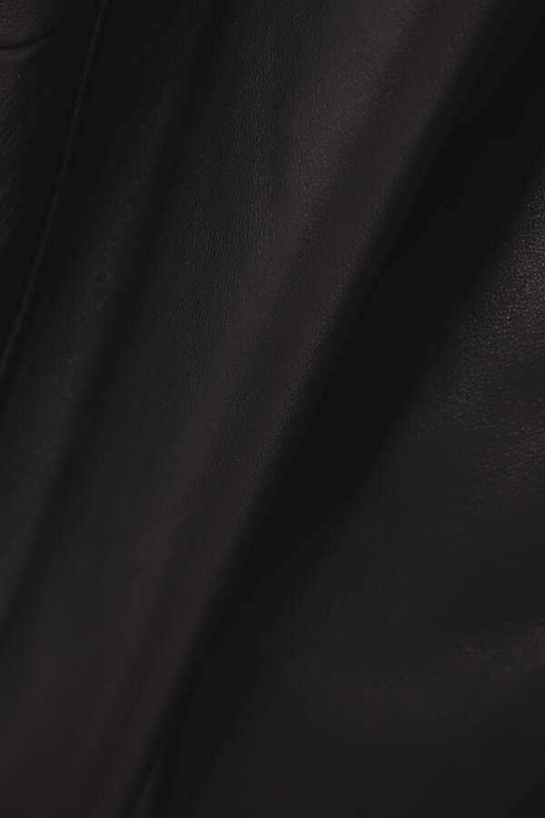 <KIFFE×GENE HEAVENS>レザーロングジャケット