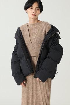 中綿カラージャケット