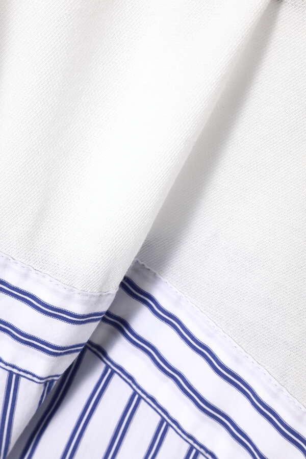 シアーパネルビッグシャツ