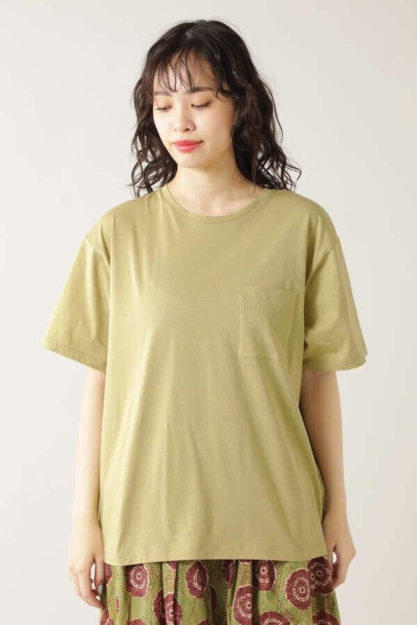 胸ポケットT