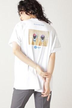 【先行予約 3月下旬-4月上旬入荷予定】バックプリントTシャツ
