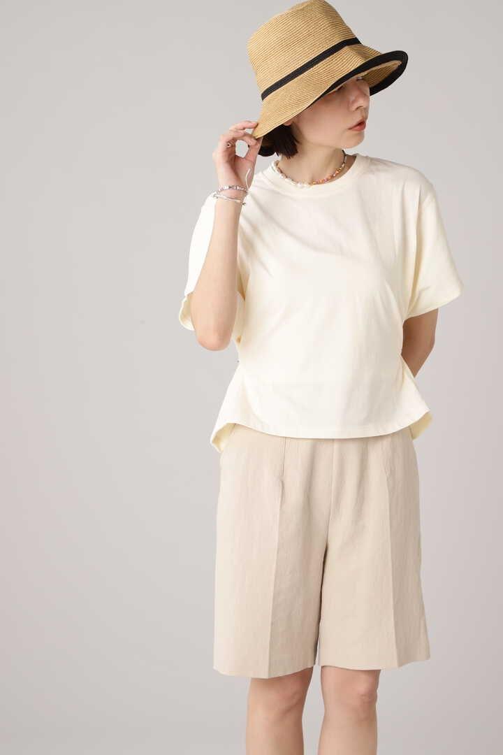 サイドホックTシャツ