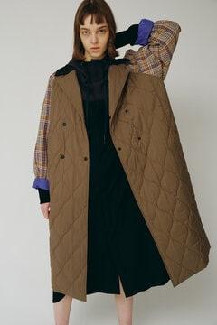 ドッキングキルトコート