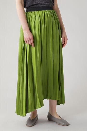 チンツプリーツスカート