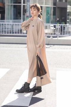 <THOUSAND MILE × GENE HEAVENS>ビッグスリーブドレス