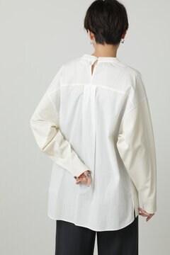 【先行予約 11月上旬-11月中旬入荷予定】コンビネーションロングTシャツ