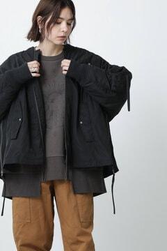【先行予約 9月下旬-10月上旬入荷予定】MA1ジャケット
