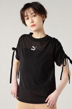 PBAE メッシュ Tシャツ ウィメンズ