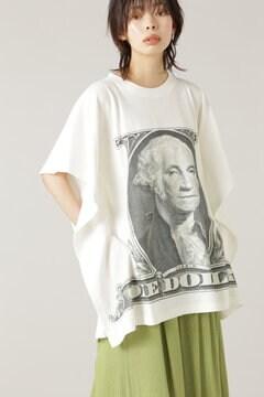 天竺ハーツプリントTシャツ