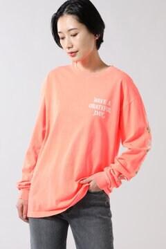 <ROSE BUD別注>プリントロングスリーブTシャツ